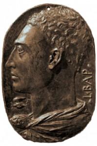 Alberti autoportret