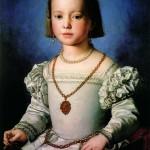 Bronzino, Bia de' Medici