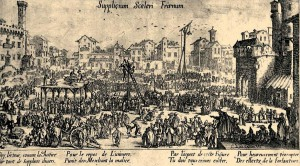 Jacques Callot, Velike i male strahote rata, XVII. st.