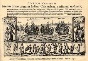 Diarium nauticum itineris Batavorum in Indiam Orientalem
