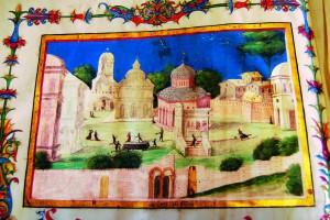 Stilizirani prikaz Dubrovnika
