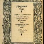 ERAZMO ROTERDAMSKI (ERASMUS DESIDERIUS, pr. ime GERRIT GERRITSZOON)