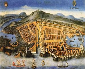 Fabri, Dubrovnik prije potresa