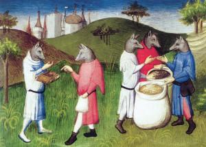 Manuskript iz XV. st