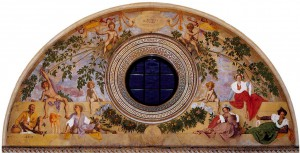 Jacopo Pontormo, freska