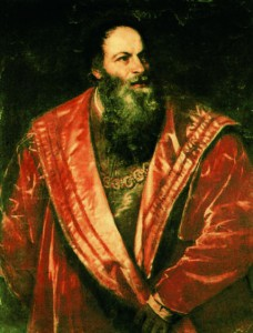 Tizian Pietro Aretino