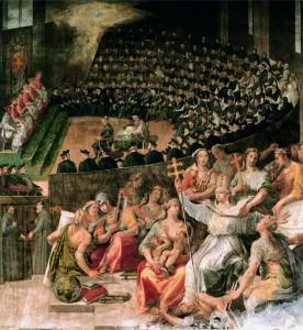 Cati, Tridentski koncil