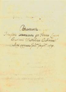Prijepis Atamante