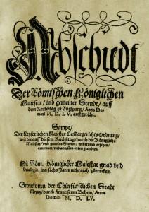 Augsburški vjerski mir