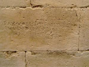natpis sv. roko