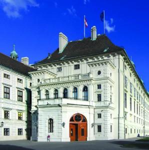 Hofburg, Beč