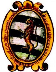 Grb obitelji Binciola