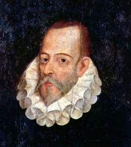 de Jáuregui, Cervantes