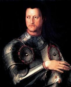 Bronzino, Cosimo I. Medici