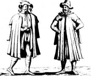 Prikaz dubrovačkoga glasonoše i trgovca
