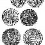 dinar, perpera, škuda, dukat, talir, libertina