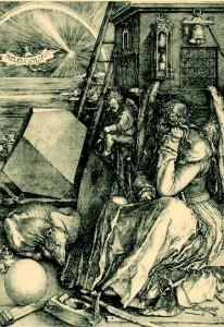 Dürer, Melankolija