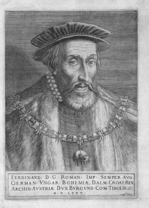 Rota, Ferdinand I