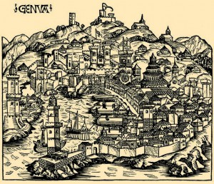 Genova oko 1490