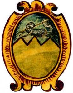 Grb obitelji Gozze