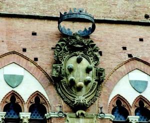 Grb obitelji Medici