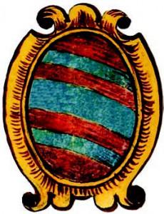 Grb obitelji Menze
