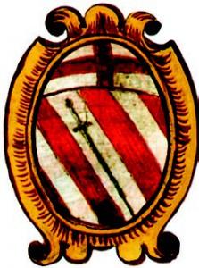 Grb obitelji Palmota