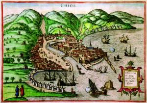 Hios, XVI. st.