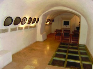 Kripta - Dom Marina Držića