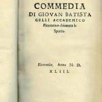 Gelli, La Sporta