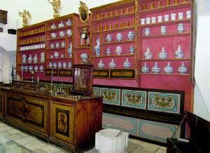 Ljekarna u samostanu