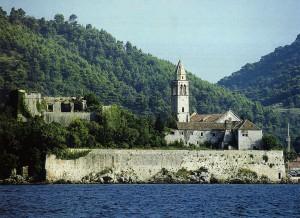 Franjevački samostan i crkva, Lopud