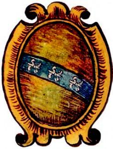 Grb obitelji Luccari