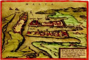 Malta, 1572.