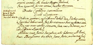 Ispisi Đura Matijaševića iz Džuha Krpete