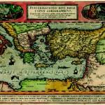 Mediteran, Abraham Ortelius