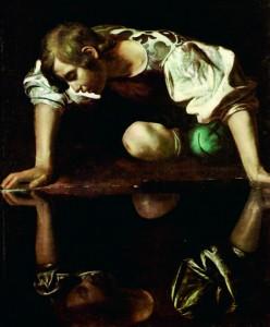 Caravaggio, Narcis