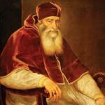 Tizian, Pavao III