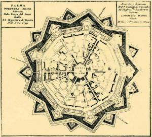 Palmanova, 1594.
