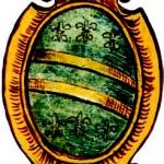 Grb obitelji Pozza