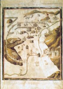 del Massaio, prikaz Rima