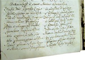 Sassi u smrt Marina Držića