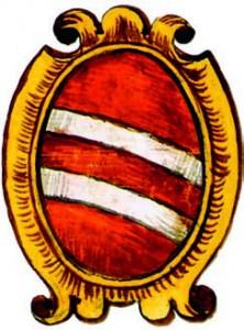 Grb obitelji Zamagna